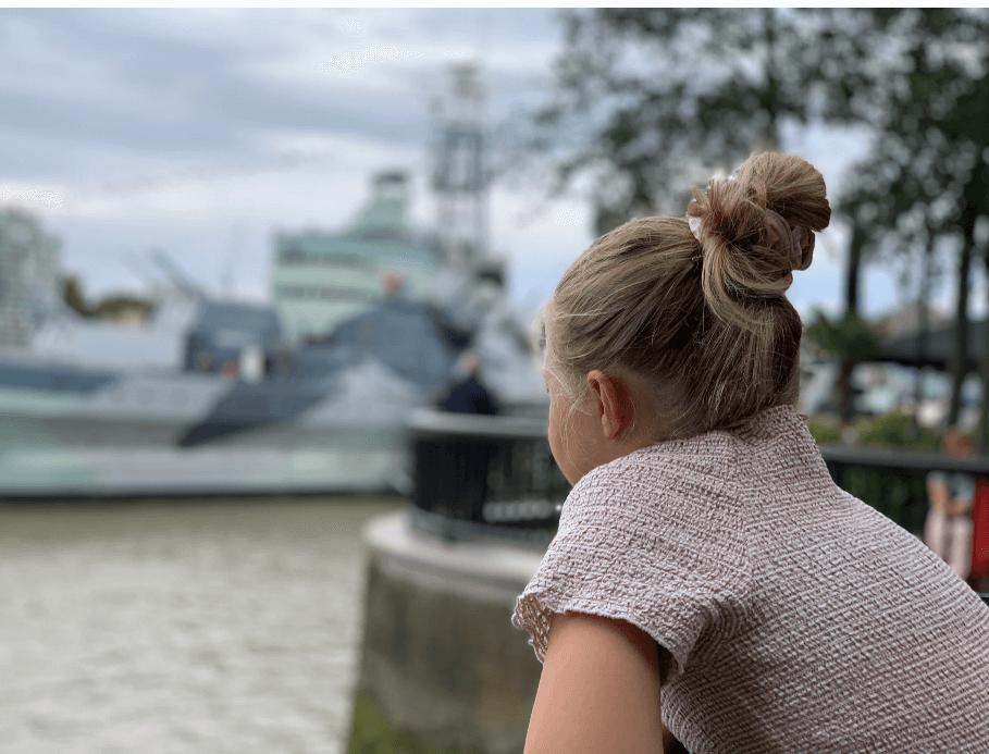 Exploring London Bridge