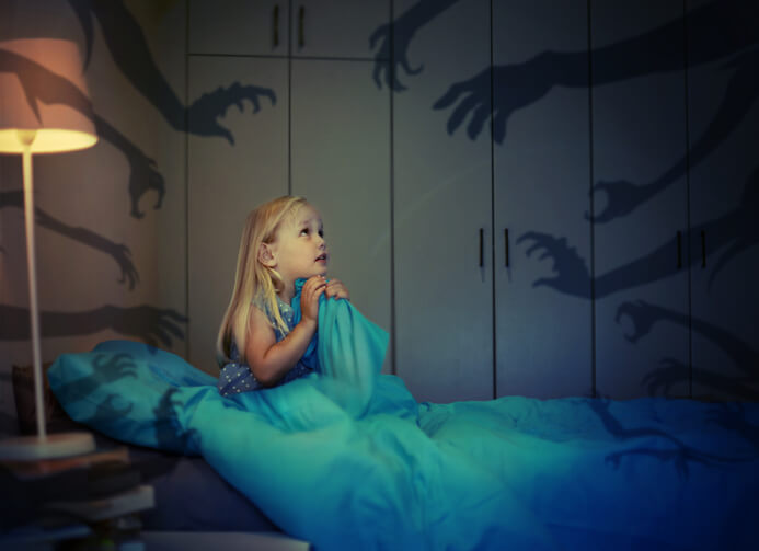 Helping Kids Cope with Night Terrors