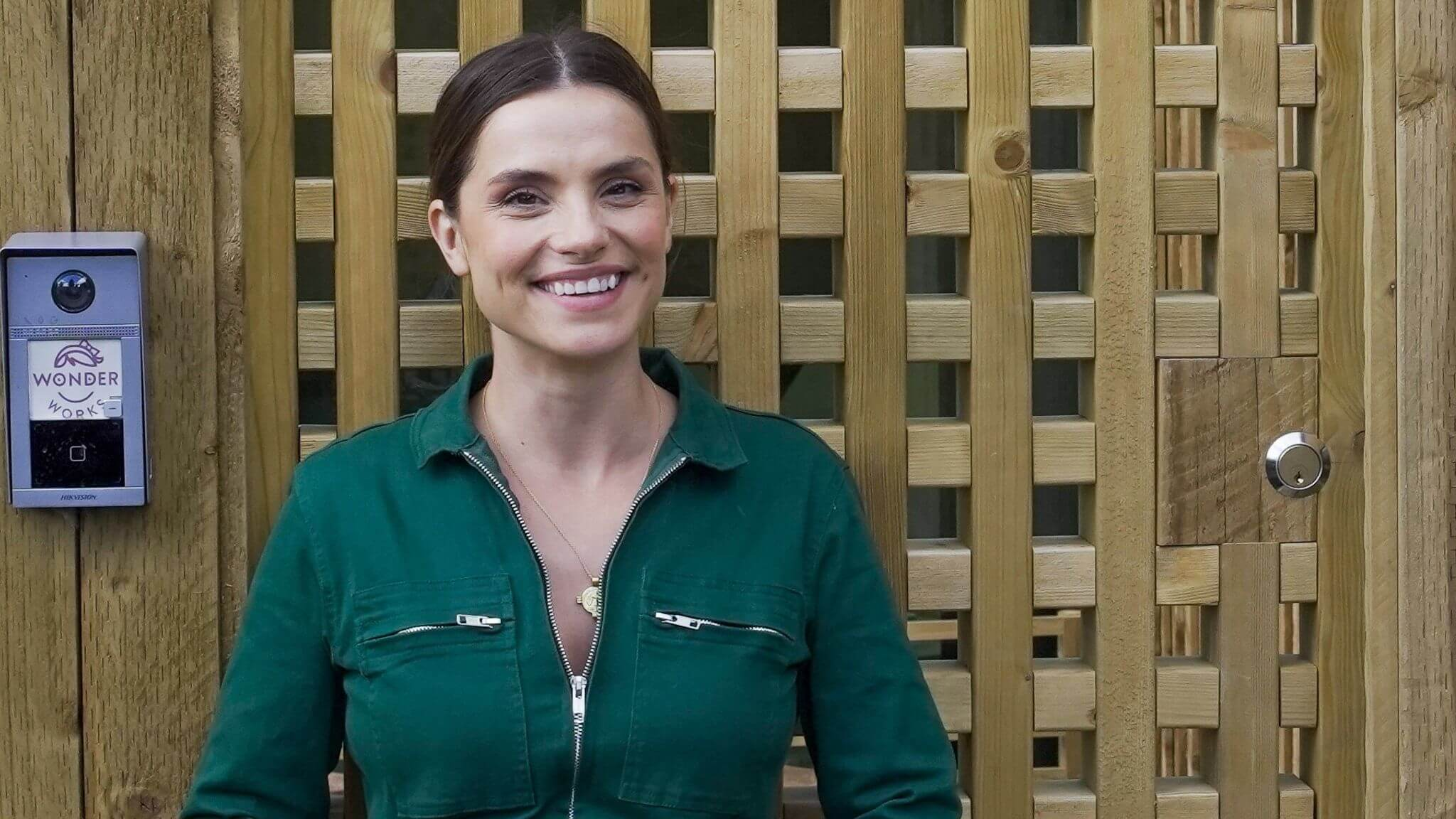 Keeping Families in Film Campaign with actress Charlotte Riley