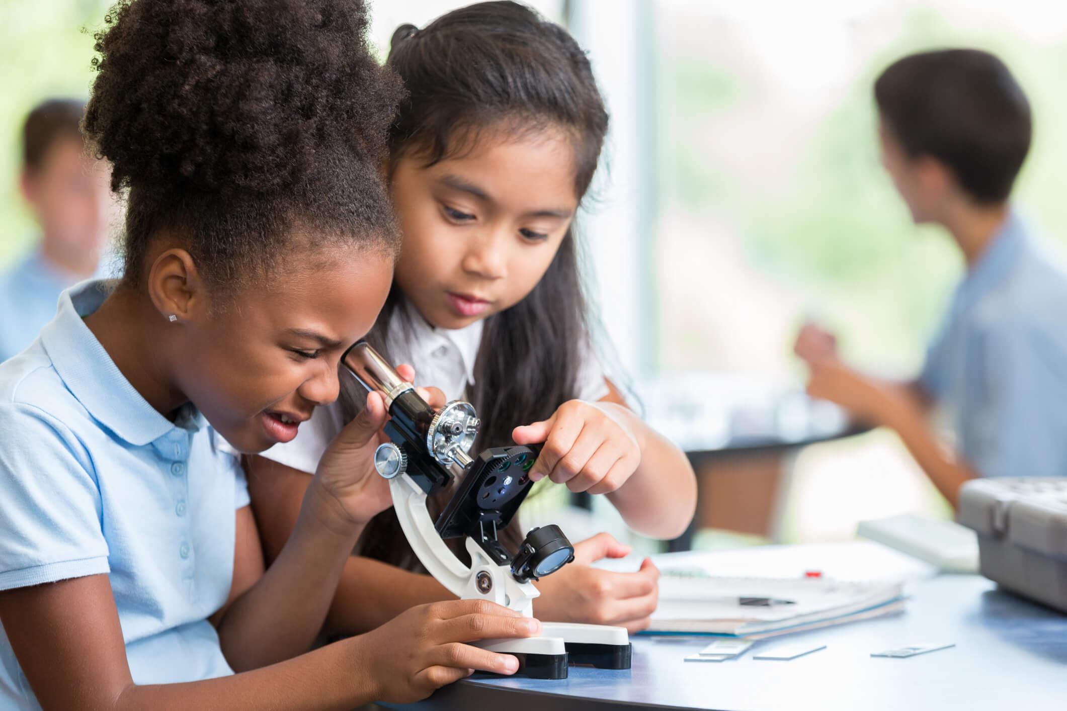 Why aren't more Girls choosing STEM careers?