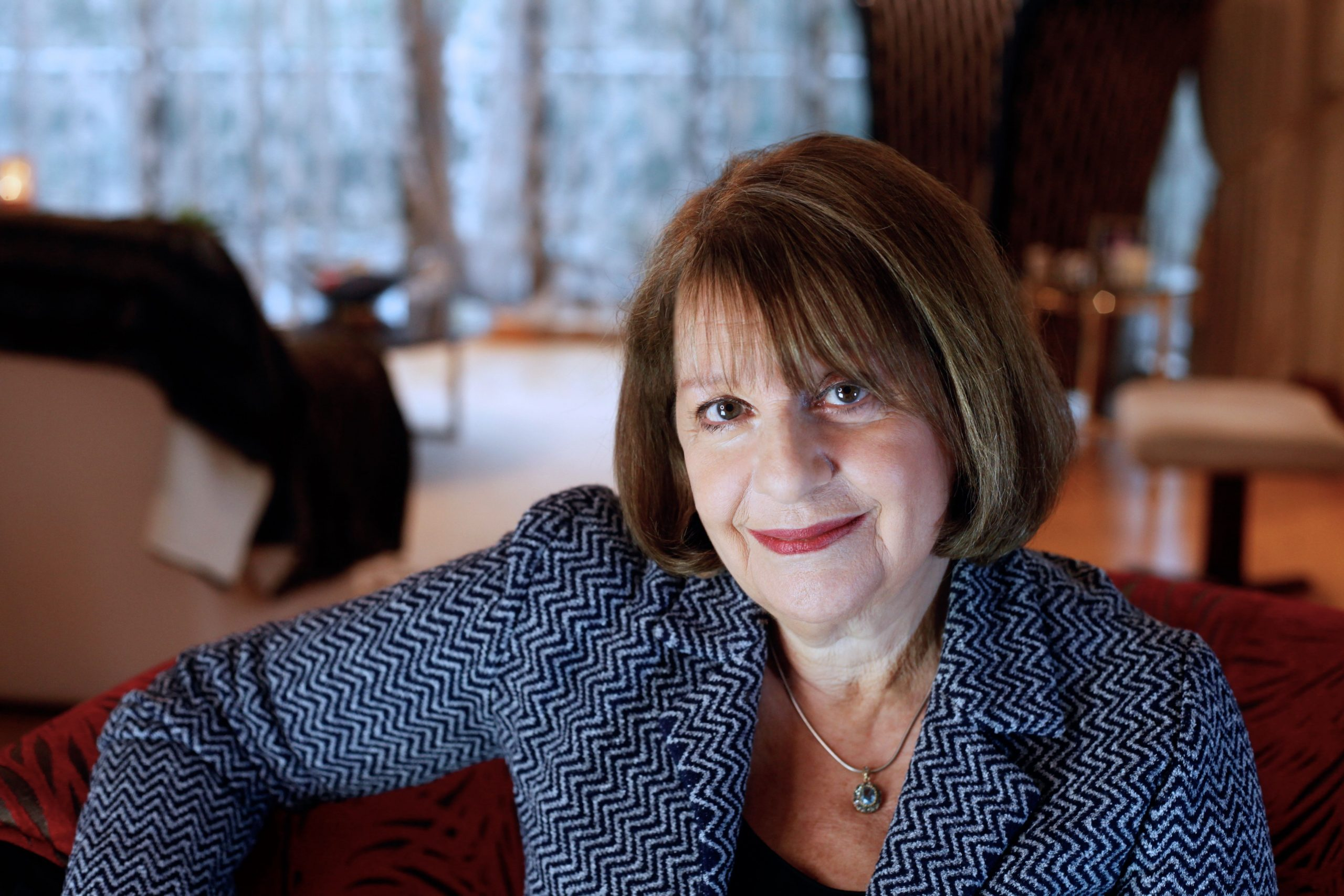 Ahead of her Time with Entrepreneur Judy Piatkus